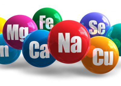 Corso di Nutrizione in Naturopatia – Minerali e Oligoelementi